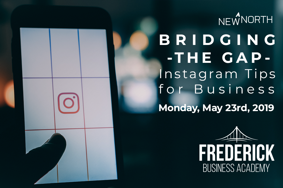 Frederick business events