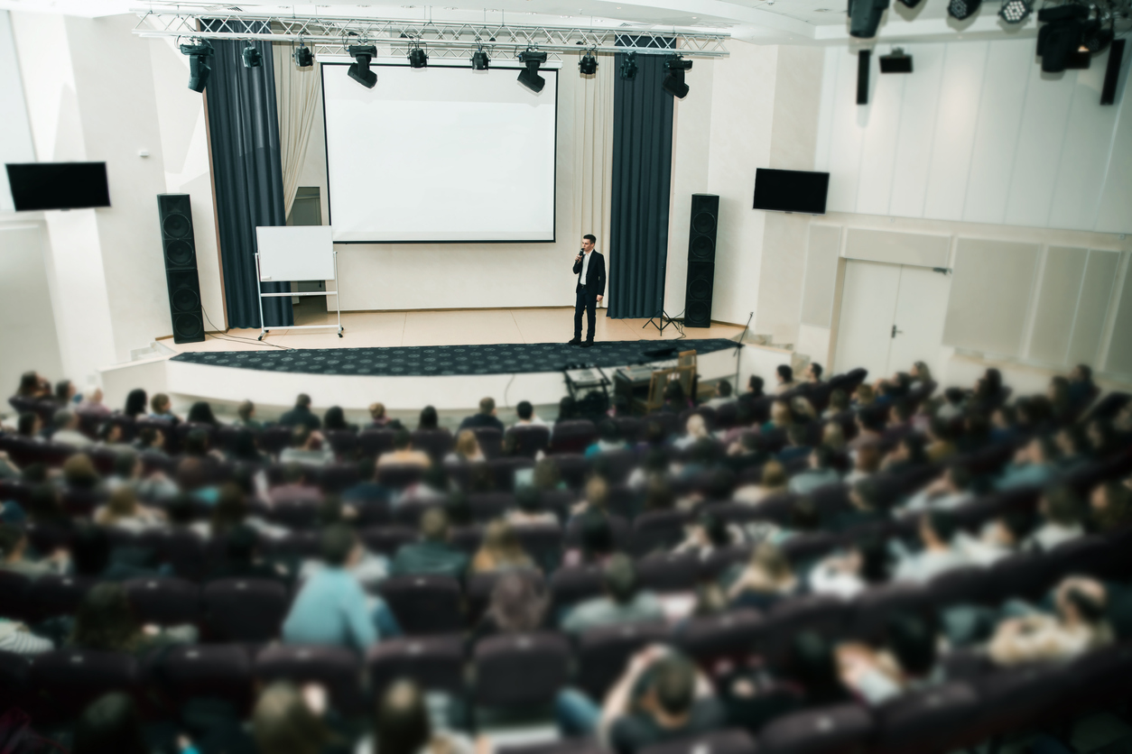 event marketing for IT consultants